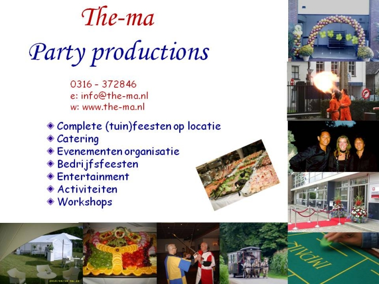 The-Ma Party Productions